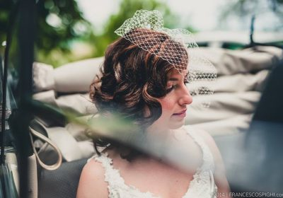 Wedding Hairstyle, the Bride